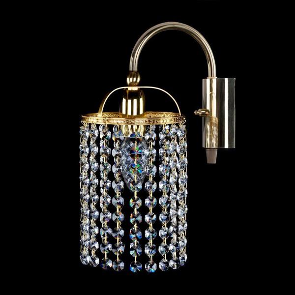 Aplica de perete cristal Bohemia SMALL GAME 95-01 WL CE, Aplice Cristal Bohemia, Corpuri de iluminat, lustre, aplice, veioze, lampadare, plafoniere. Mobilier si decoratiuni, oglinzi, scaune, fotolii. Oferte speciale iluminat interior si exterior. Livram in toata tara.  a