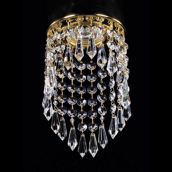 Spot tavan fals cristal Bohemia diam.12cm SPOT 04 CE, Spoturi tavan fals cristal, Corpuri de iluminat, lustre, aplice a