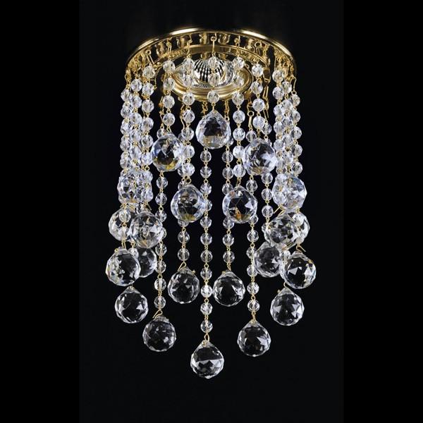 Spot tavan fals cristal Bohemia diam.12cm SPOT 05 CE, Spoturi tavan fals cristal, Corpuri de iluminat, lustre, aplice a