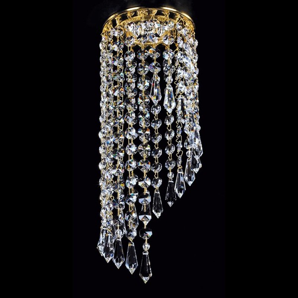Spot tavan fals cristal Bohemia diam.12cm SPOT 06 CE, Spoturi tavan fals cristal, Corpuri de iluminat, lustre, aplice a