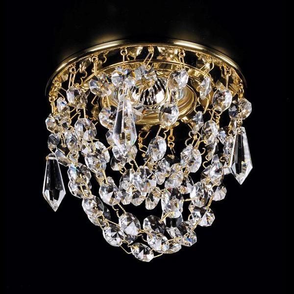 Spot tavan fals cristal Bohemia diam.12cm SPOT 07 CE, Spoturi tavan fals cristal, Corpuri de iluminat, lustre, aplice a