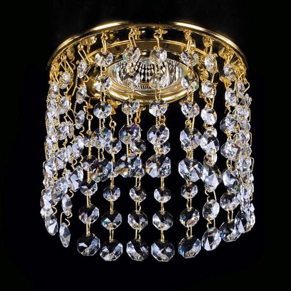 Spot tavan fals cristal Bohemia diam.12cm SPOT 09 CE, Spoturi tavan fals cristal, Corpuri de iluminat, lustre, aplice a