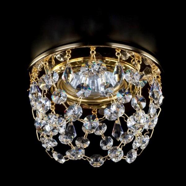 Spot tavan fals cristal Bohemia diam.12cm SPOT 10 CE, Spoturi tavan fals cristal, Corpuri de iluminat, lustre, aplice a