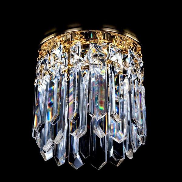 Spot tavan fals cristal Bohemia diam.12cm SPOT 13 CE, Spoturi tavan fals Cristal, Corpuri de iluminat, lustre, aplice, veioze, lampadare, plafoniere. Mobilier si decoratiuni, oglinzi, scaune, fotolii. Oferte speciale iluminat interior si exterior. Livram in toata tara.  a
