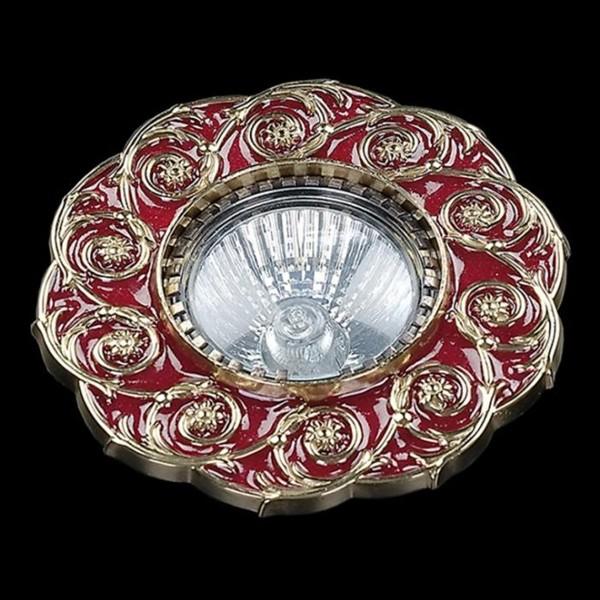 Spot tavan fals LUX diam.10,5cm SPOT 52 CE, Spoturi tavan fals cristal, Corpuri de iluminat, lustre, aplice a