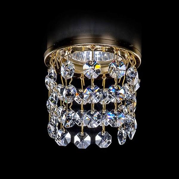 Spot tavan fals cristal Bohemia diam.8cm SPOT 82 CE, Spoturi tavan fals cristal, Corpuri de iluminat, lustre, aplice a