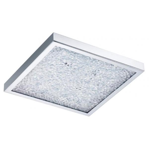 Plafonier modern dim.36x36cm, LED, telecomanda pt. schimbarea culorii Cardito 92781 EL, Lampi LED si Telecomanda, Corpuri de iluminat, lustre, aplice a
