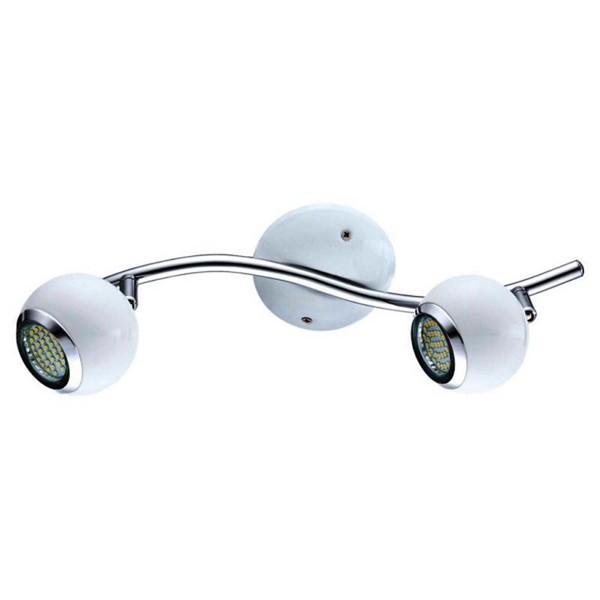 Lustra moderna cu 2 spoturi LED Bimeda 31002 EL, ILUMINAT INTERIOR LED , ⭐ modele moderne de lustre LED cu telecomanda potrivite pentru living, bucatarie, birou, dormitor, baie, camera copii (bebe si tineret), casa scarii, hol. ✅Design de lux premium actual Top 2020! ❤️Promotii lampi LED❗ ➽ www.evalight.ro. Alege oferte la sisteme si corpuri de iluminat cu LED dimabile (becuri cu leduri si module LED integrate cu lumina calda, naturala sau rece), ieftine si de lux. Cumpara la comanda sau din stoc, oferte si reduceri speciale cu vanzare rapida din magazine la cele mai bune preturi. Te aşteptăm sa admiri calitatea superioara a produselor noastre live în showroom-urile noastre din Bucuresti si Timisoara❗ a