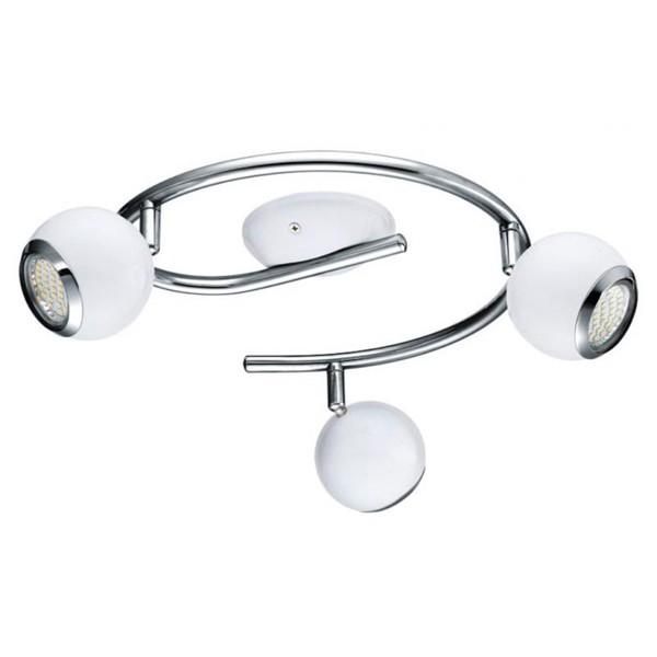 Lustra moderna cu 3 spoturi LED Bimeda 31003 EL, ILUMINAT INTERIOR LED , ⭐ modele moderne de lustre LED cu telecomanda potrivite pentru living, bucatarie, birou, dormitor, baie, camera copii (bebe si tineret), casa scarii, hol. ✅Design de lux premium actual Top 2020! ❤️Promotii lampi LED❗ ➽ www.evalight.ro. Alege oferte la sisteme si corpuri de iluminat cu LED dimabile (becuri cu leduri si module LED integrate cu lumina calda, naturala sau rece), ieftine si de lux. Cumpara la comanda sau din stoc, oferte si reduceri speciale cu vanzare rapida din magazine la cele mai bune preturi. Te aşteptăm sa admiri calitatea superioara a produselor noastre live în showroom-urile noastre din Bucuresti si Timisoara❗ a