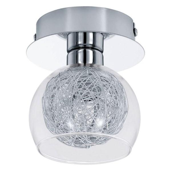 Plafonier modern, Spot Oviedo 1 93066 EL, Spoturi - iluminat - cu 1 spot, Corpuri de iluminat, lustre, aplice a