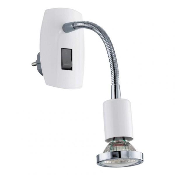 Aplica de priza cu intrerupator, LED, suport flexibil,   Mini 4 92934 EL, ILUMINAT INTERIOR LED , ⭐ modele moderne de lustre LED cu telecomanda potrivite pentru living, bucatarie, birou, dormitor, baie, camera copii (bebe si tineret), casa scarii, hol. ✅Design de lux premium actual Top 2020! ❤️Promotii lampi LED❗ ➽ www.evalight.ro. Alege oferte la sisteme si corpuri de iluminat cu LED dimabile (becuri cu leduri si module LED integrate cu lumina calda, naturala sau rece), ieftine si de lux. Cumpara la comanda sau din stoc, oferte si reduceri speciale cu vanzare rapida din magazine la cele mai bune preturi. Te aşteptăm sa admiri calitatea superioara a produselor noastre live în showroom-urile noastre din Bucuresti si Timisoara❗ a
