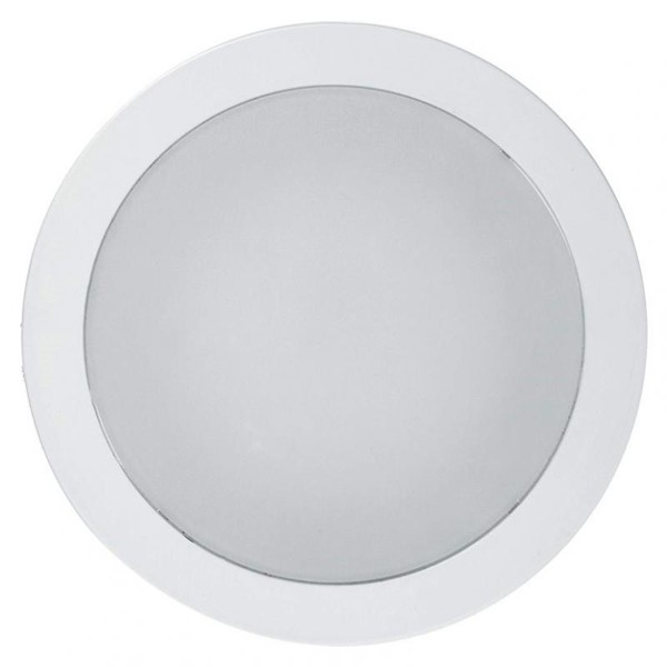 Spot incastrabil pt. tavan fals, diam. 10,7cm, LED Fueva 93087 EL, Spoturi LED incastrate, aplicate, Corpuri de iluminat, lustre, aplice a