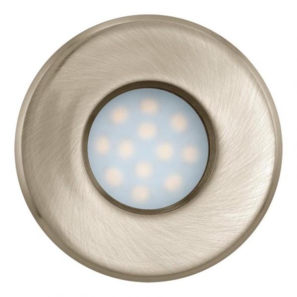 Spot incastrabil pt. tavan fals, diam. 8,5cm, IP44, LED Igoa 93216 EL, Spoturi LED incastrate, aplicate, Corpuri de iluminat, lustre, aplice a
