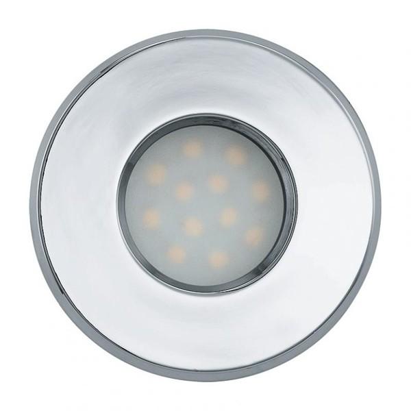 Spot incastrabil pt. tavan fals, diam. 8,5cm, IP44, LED Igoa 93215 EL, Spoturi LED incastrate, aplicate, Corpuri de iluminat, lustre, aplice a