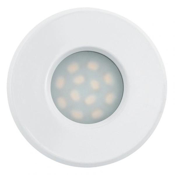 Set 3 spoturi, incastrabil pt. tavan fals, diam. 8,5cm, IP44, LED Igoa 93218 EL, Spoturi LED incastrate, aplicate, Corpuri de iluminat, lustre, aplice a