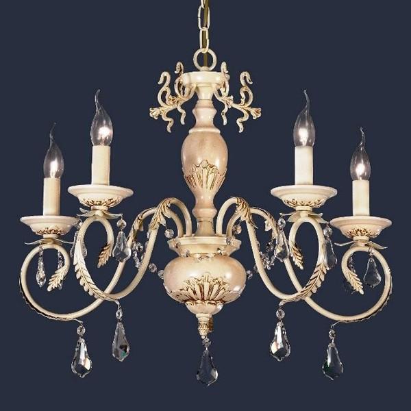 Candelabru 5 brate cristal Asfour, fabricat manual Nadia 2674/5 Bejorama, PROMOTII, Corpuri de iluminat, lustre, aplice, veioze, lampadare, plafoniere. Mobilier si decoratiuni, oglinzi, scaune, fotolii. Oferte speciale iluminat interior si exterior. Livram in toata tara.  a