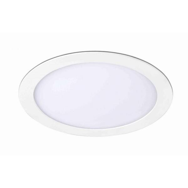 Spot incastrabil pt. tavan fals, diam.18cm LED cold light Tomo-P 42816 Faro Barcelona, Spoturi incastrate, aplicate - tavan / perete, Corpuri de iluminat, lustre, aplice a