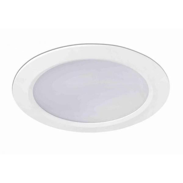 Spot incastrabil pt. tavan fals, diam.13,9cm LED cold light Dot 42924 Faro Barcelona, Spoturi LED incastrate, aplicate, Corpuri de iluminat, lustre, aplice a