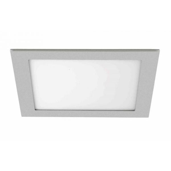 Spot incastrabil pt. tavan fals, dim.23,5x23,5cm LED warm light Bora-G 42825 Faro Barcelona, Spoturi incastrate, aplicate - tavan / perete, Corpuri de iluminat, lustre, aplice a