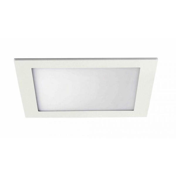 Spot incastrabil pt. tavan fals, dim.23,5x23,5cm LED warm light Bora-G 42827 Faro Barcelona, Spoturi incastrate, aplicate - tavan / perete, Corpuri de iluminat, lustre, aplice a