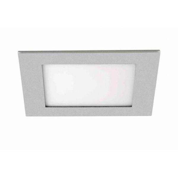 Spot incastrabil pt. tavan fals, dim.18x18cm LED warm light Bora-P 42821 Faro Barcelona, Spoturi incastrate, aplicate - tavan / perete, Corpuri de iluminat, lustre, aplice a