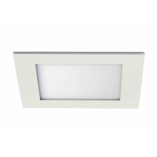 Spot incastrabil pt. tavan fals, dim.18x18cm LED cold light Bora-P 42824 Faro Barcelona, Spoturi LED incastrate, aplicate, Corpuri de iluminat, lustre, aplice a