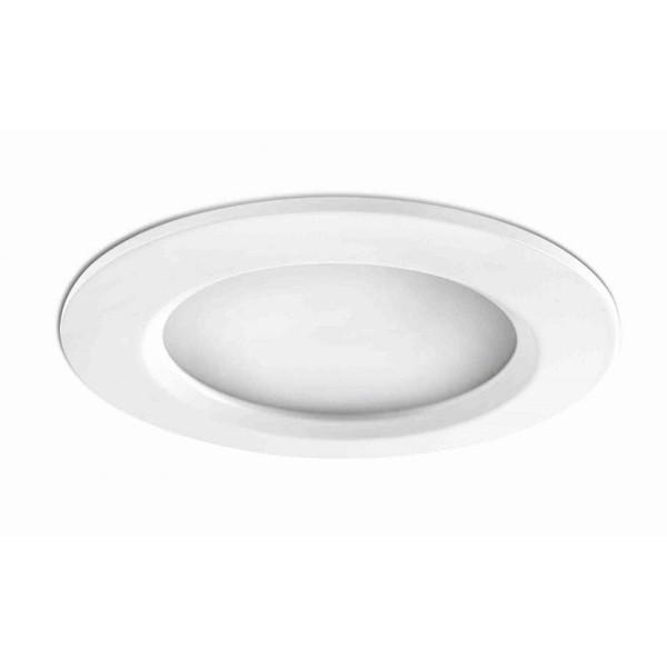 Spot incastrabil pt. baie, diam.9cm LED, IP44 Dana 42925 Faro Barcelona, Spoturi LED incastrate, aplicate, Corpuri de iluminat, lustre, aplice, veioze, lampadare, plafoniere. Mobilier si decoratiuni, oglinzi, scaune, fotolii. Oferte speciale iluminat interior si exterior. Livram in toata tara.  a