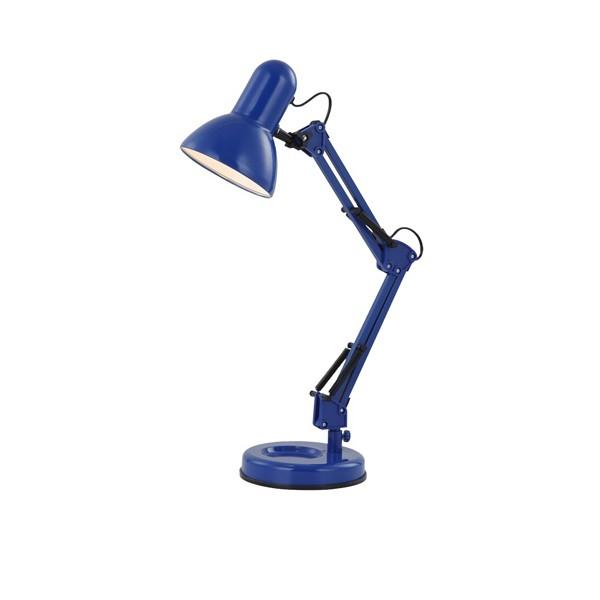 Veioza Birou Famous 24883 GL, Veioze de Birou moderne, Corpuri de iluminat, lustre, aplice a