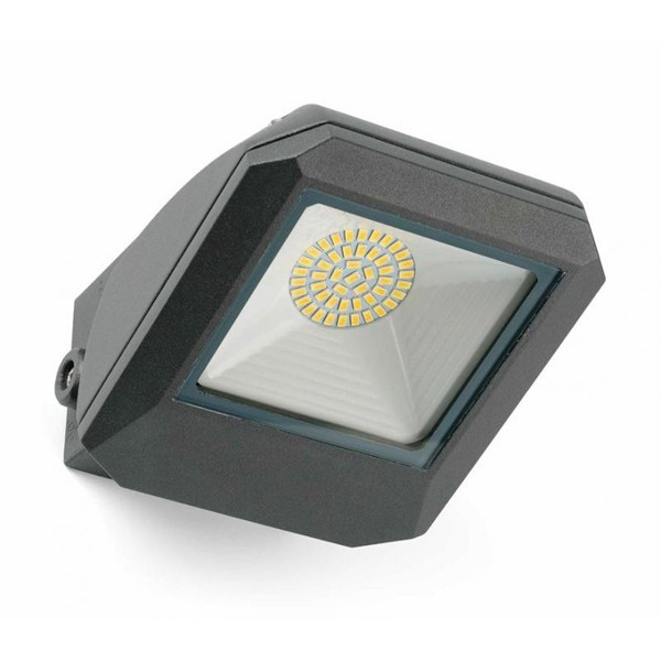 Proiector exterior LED IP65 Aran 70137 Faro Barcelona, Proiectoare de iluminat exterior , Corpuri de iluminat, lustre, aplice a