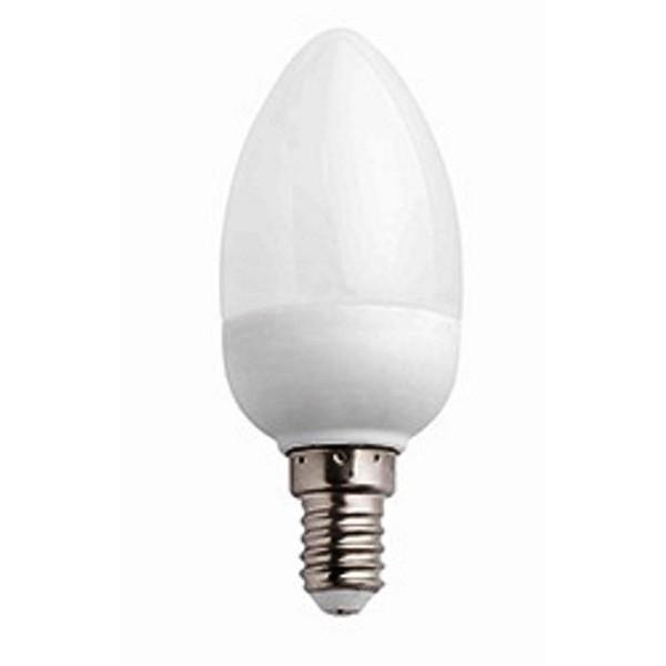 Bec E14 CANDLE LED 3 Watt 3000K 17280 Faro Barcelona, Becuri E14, Corpuri de iluminat, lustre, aplice a