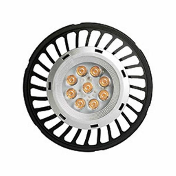 Bec AR111 Black LED 20W 4000K 17511 Faro Barcelona, Becuri halogene, Corpuri de iluminat, lustre, aplice a