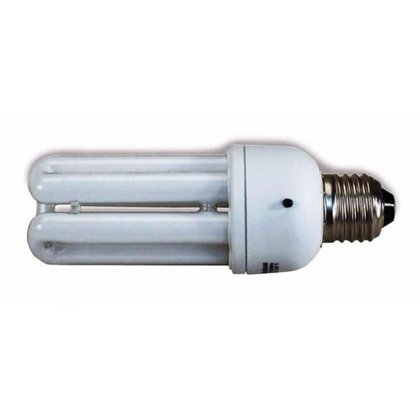 Bec energy saving 3U T4 doble sensor E27 20Watt 5000K cold light 16576 Faro Barcelona, Becuri E27, Corpuri de iluminat, lustre, aplice a