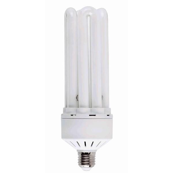 Bec energy saving 4U T5 E27 45W 5000K cold light 16553 Faro Barcelona, Becuri E27, Corpuri de iluminat, lustre, aplice a
