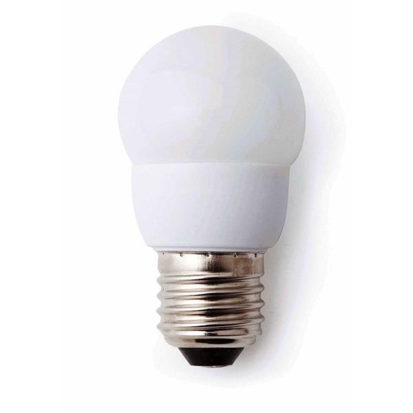 Bec energy saving 4U T2 E27 7W 2700K warm light 16238 Faro Barcelona, Becuri E27, Corpuri de iluminat, lustre, aplice a