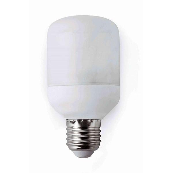 Bec energy saving E27 T-45 9W 2700K warm light 16302 Faro Barcelona, Becuri E27, Corpuri de iluminat, lustre, aplice a