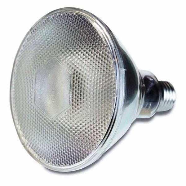 Bec energy saving E27 PAR 38 green 20Watt 16286 Faro Barcelona, Becuri E27, Corpuri de iluminat, lustre, aplice a
