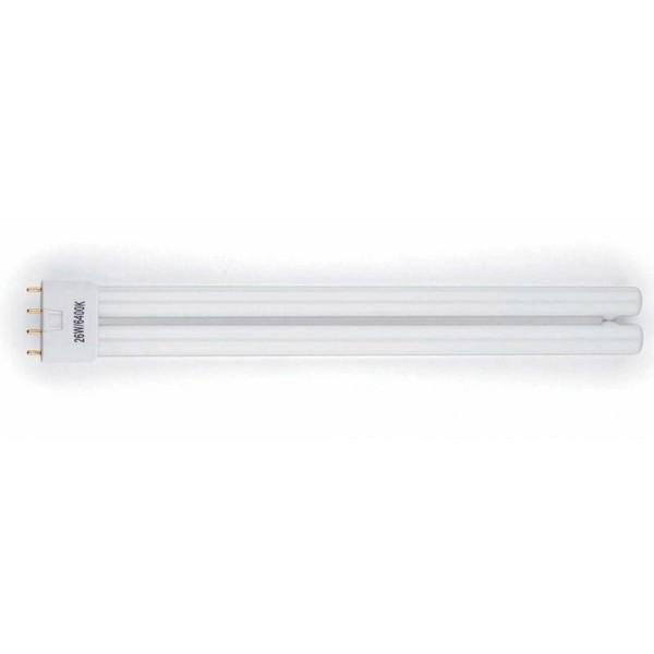 Bec PL 2G11 55Watt 2700K warm white light 15926 Faro Barcelona, Becuri halogene, Corpuri de iluminat, lustre, aplice a