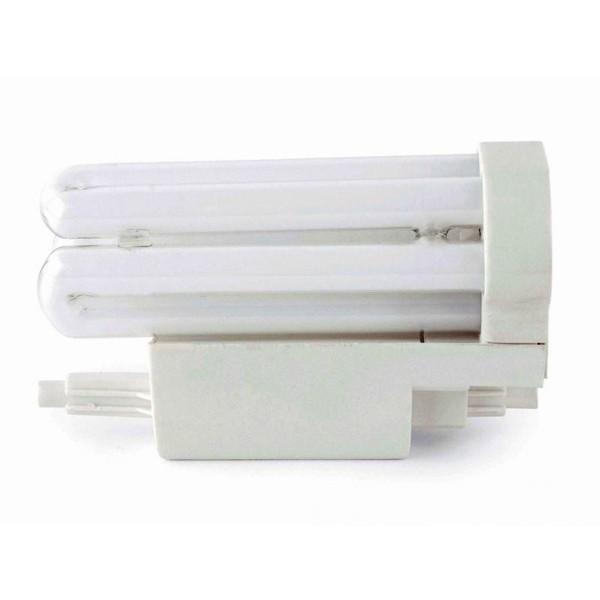 Bec energy saving R7s 3U 24W 6400K cold light 14050 Faro Barcelona, Becuri halogene, Corpuri de iluminat, lustre, aplice a