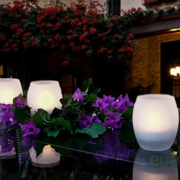 Lumanare decorativa cu LED 521213, Lampi LED si Telecomanda, Corpuri de iluminat, lustre, aplice a