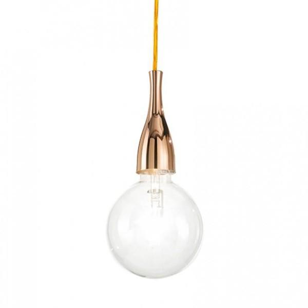 Pendul modern diametru 12cm MINIMAL SP1 Oro 009391, NOU ! Lustre VINTAGE, RETRO, INDUSTRIA Style, Corpuri de iluminat, lustre, aplice a