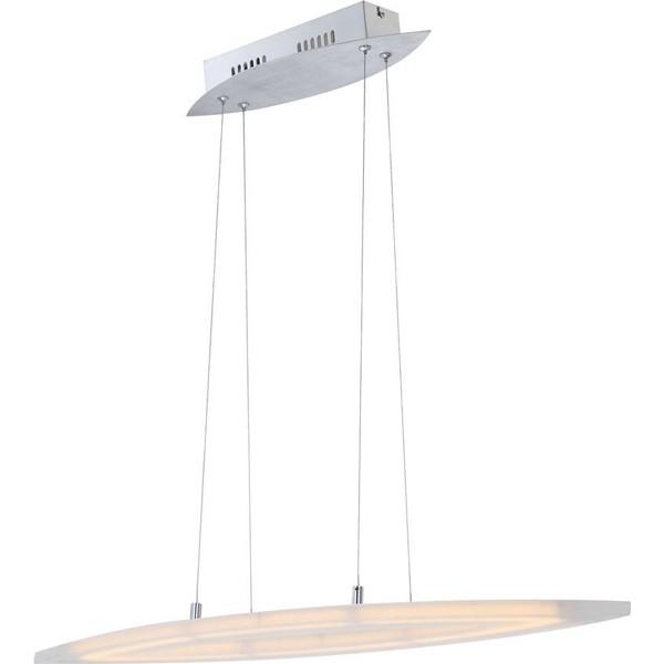 Lustra, Pendul modern, H-120cm, L-80cm LED Aylin 68101 GL, Lustre LED, Pendule LED, Corpuri de iluminat, lustre, aplice a