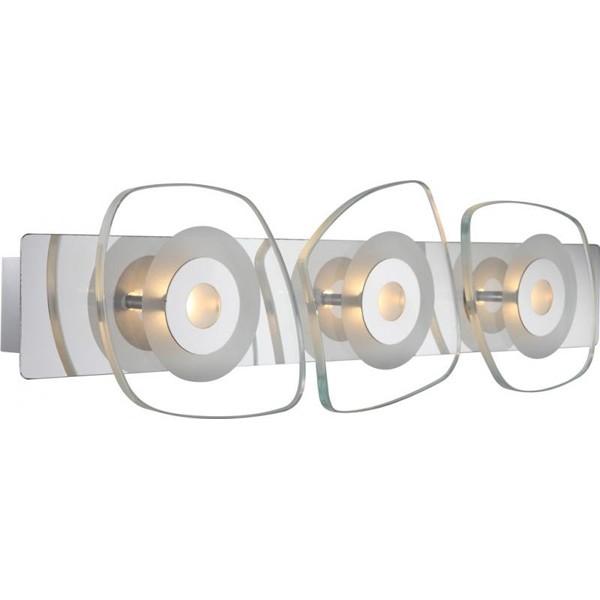Aplica de perete LED Zarima 41710-3 GL, ILUMINAT INTERIOR LED , ⭐ modele moderne de lustre LED cu telecomanda potrivite pentru living, bucatarie, birou, dormitor, baie, camera copii (bebe si tineret), casa scarii, hol. ✅Design de lux premium actual Top 2020! ❤️Promotii lampi LED❗ ➽ www.evalight.ro. Alege oferte la sisteme si corpuri de iluminat cu LED dimabile (becuri cu leduri si module LED integrate cu lumina calda, naturala sau rece), ieftine si de lux, calitate deosebita la cel mai bun pret. a