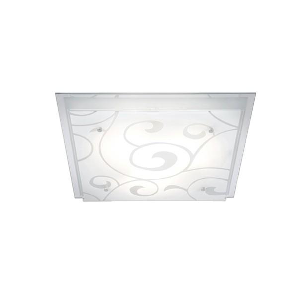 Plafonier Dia 48062-3 GL, Plafoniere moderne, Corpuri de iluminat, lustre, aplice a