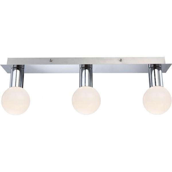 Lustra, Plafonier IP44 LED Solig 44202-3 GL, Plafoniere LED, Spoturi LED, Corpuri de iluminat, lustre, aplice a