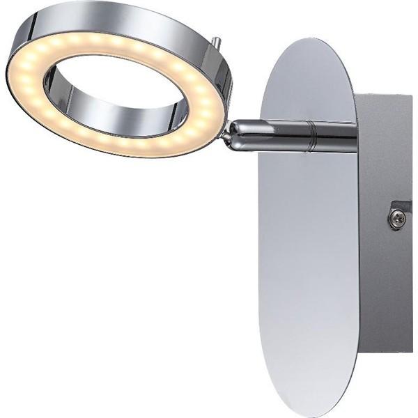 Aplica de perete avangard LED Orell 56107-1 GL, Aplice de perete LED, Corpuri de iluminat, lustre, aplice, veioze, lampadare, plafoniere. Mobilier si decoratiuni, oglinzi, scaune, fotolii. Oferte speciale iluminat interior si exterior. Livram in toata tara.  a
