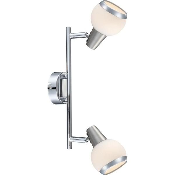 Aplica de perete, Plafonier LED Karde 56038-2 GL, Plafoniere LED, Spoturi LED, Corpuri de iluminat, lustre, aplice a