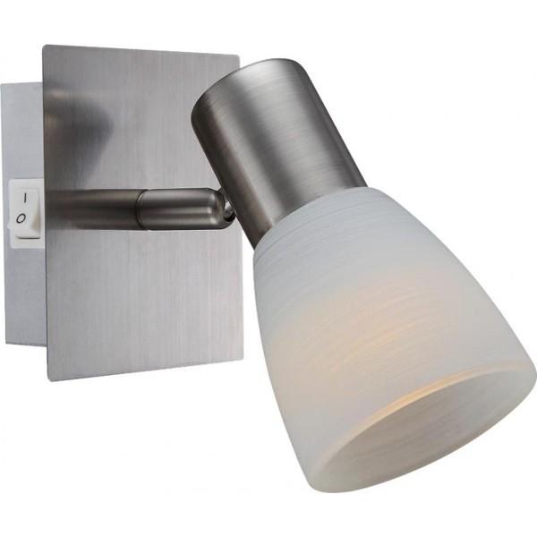 Aplica de perete LED Parry 1 54534-1 GL, Aplice de perete LED, Corpuri de iluminat, lustre, aplice, veioze, lampadare, plafoniere. Mobilier si decoratiuni, oglinzi, scaune, fotolii. Oferte speciale iluminat interior si exterior. Livram in toata tara.  a