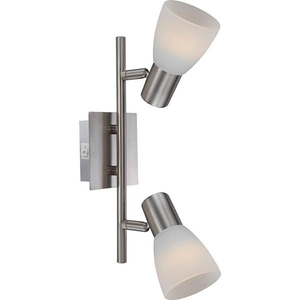 Aplica de perete,Plafonier LED Parry 1 54534-2 GL, Plafoniere LED, Spoturi LED, Corpuri de iluminat, lustre, aplice a