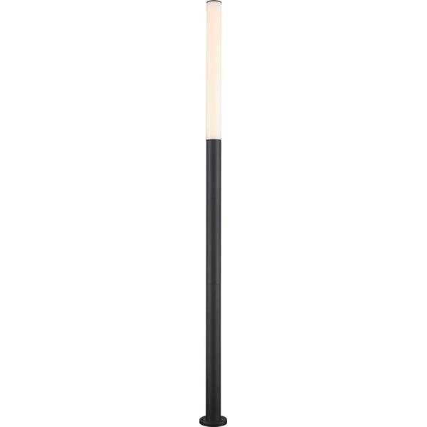 Stalp exterior IP54, H-180cm, LED Oskari 34185-3S GL, Stalpi de iluminat exterior mari, Corpuri de iluminat, lustre, aplice, veioze, lampadare, plafoniere. Mobilier si decoratiuni, oglinzi, scaune, fotolii. Oferte speciale iluminat interior si exterior. Livram in toata tara.  a