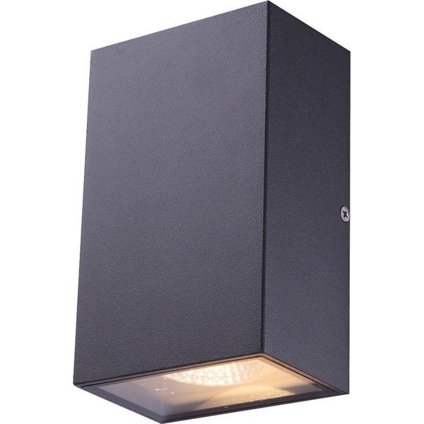 Aplica exterior IP54, LED Yuan 34183-2 GL, PROMOTII, Corpuri de iluminat, lustre, aplice, veioze, lampadare, plafoniere. Mobilier si decoratiuni, oglinzi, scaune, fotolii. Oferte speciale iluminat interior si exterior. Livram in toata tara.  a